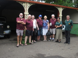 "Ford 8 & 10 Club, Queensland visiting ""The Shambles"" 6/12/2014"