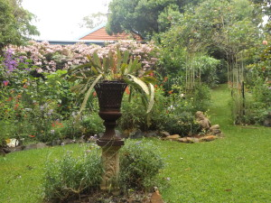 The Shambles Montville North Lawn and North Rose garden